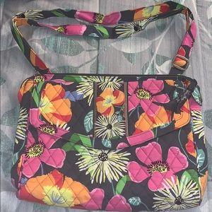 Vera Bradley jazzy blooms tablet bag